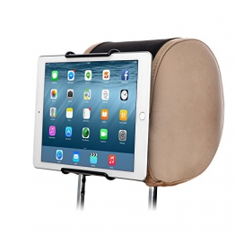 TFY Universal-Auto-Kopfstütze Halterung für 7-Zoll bis 11-Zoll-Tablet PC - Apple iPad,iPad4(iPad 2&3),iPad Air(iPad5),iPad Mini - Samsung Galaxy Tab 2,Galaxy Tab 3,Galaxy Note - Google Nexus 7,10 - Asus Transformer Book,MeMO Pad HD 7 - Microsoft Surface Pro,Surface RT - Dell Venue 8 Pro,Venue 7 - Lenovo IdeaTab - Sony Xperia Tablet Z and More -