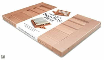 WOODEN READING REST - 2