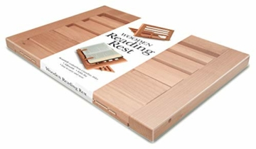 WOODEN READING REST - 4
