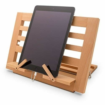 WOODEN READING REST - 5