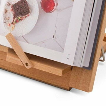 WOODEN READING REST - 6